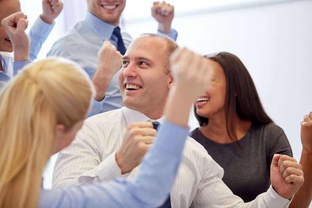 Teambuilding versterkt het teamgevoel